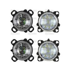 LED Scheinwerfer 4050 Lumen für Massey Ferguson 5608 6615 7620 8650 8690 8730 8740