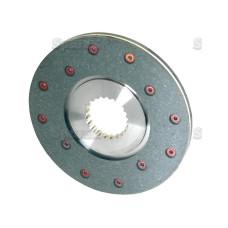 Bremsscheibe 166mm für Fendt GT GTA Farmer 108-310 Favorit 509-515  Xylon 520-524