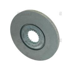 Bremsscheibe 166mm für Fendt GTA GT Farmer 105-312 Favorit 509-515 Xylon 520-524