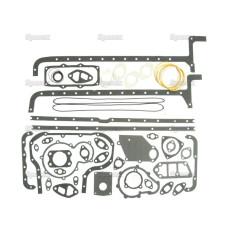 Dichtsatz unten - 6 Zyl. passend für Fiat 1300 - 1909545 (OMCP3)