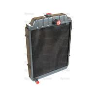 Kühler - Wasserkühler passend für Massey Ferguson 396, 399 - 3614476M91
