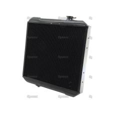 Kühler - Wasserkühler für JCB 3C - Leyland 262 270 272 344 384 - CTJ6381 ARJ53