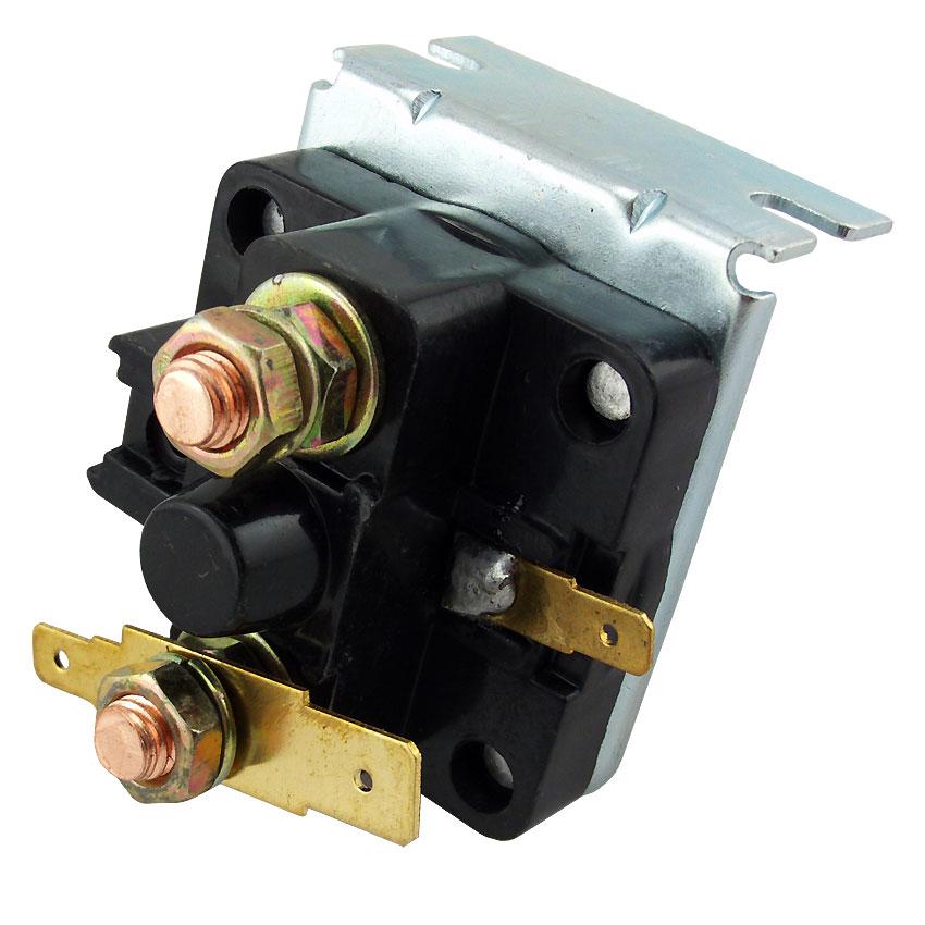 Super Major Super Dexta Major Stop-Magnetschalter  Fordson Dexta Power Major